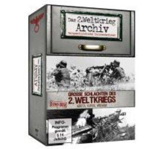 Große Schlachten des 2. Weltkriegs, 3 DVDs
