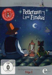 Pettersson & Findus. Folge.2, 1 DVD (Jubiläums-Edition)