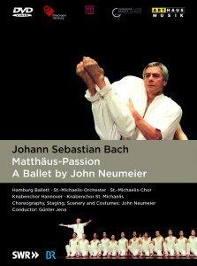 Matthäus-Passion, Ballett, 3 DVDs