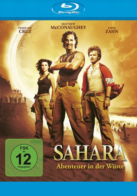 Sahara - Abenteuer in der Wüste