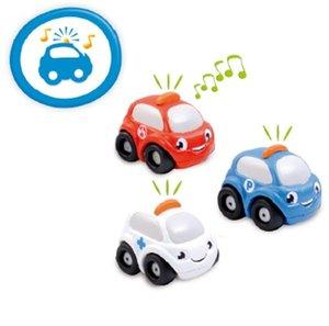 BIG 800055872 - PlayBIG FLIZZIES Auto mit Sound