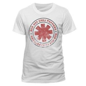 Vintage Asterisk (T-Shirt,Weiss,Größe L)