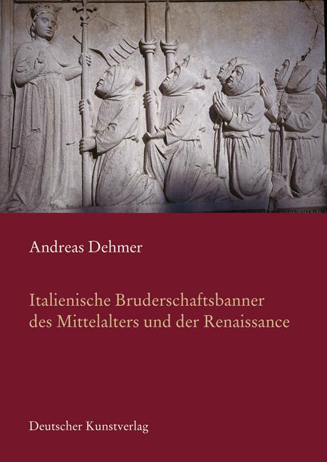 Italienische Bruderschaftsbanner des Mittelalters in der Renaiss