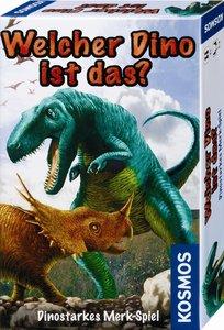 Kosmos 69916 - Welcher Dino ist das?