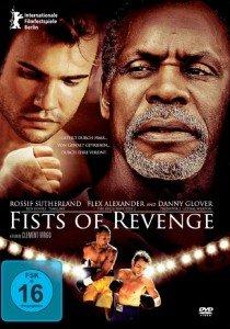 Fists of Revenge, 1 DVD