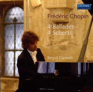 4 Ballades / 4 Scherzi, 1 Audio-CD