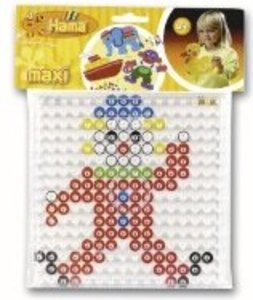 Hama 8281 - MAXI Stiftplatte: Quadrat
