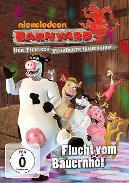 Der tierisch verrückte Bauernhof - Flucht vom Bauernhof