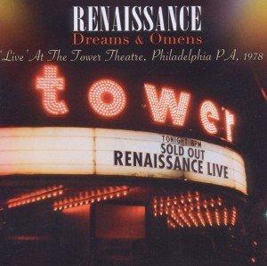 Renaissance: Dreams & Omens-Live At Tower Theatre 1978 Phila
