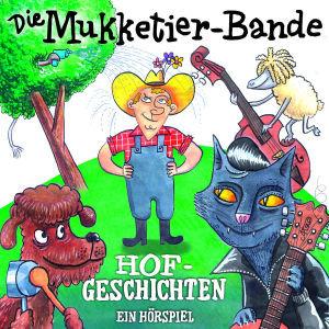Die Mukketier-Bande, Hofgeschichten, 1 Audio-CD