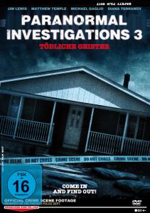Paranormal Investigations 3 (DVD)