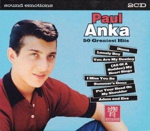 Anka, P: Sound Emotions-Paul Anka