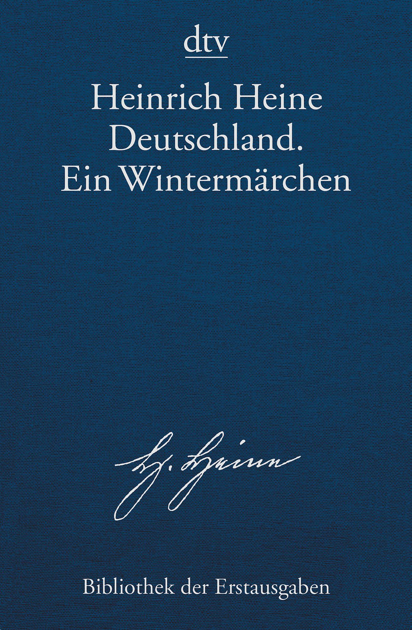 Deutschland. Ein Wintermährchen