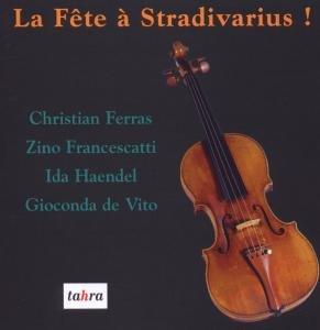 Ferras/Haendel/Francescatti/De Vito/Jochum/Scaglia: Fest Für