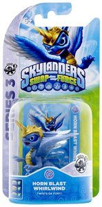 Skylanders Swap Force - Single Character - New Core (Horn Blast