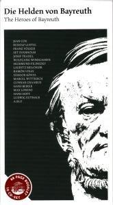 Die Helden von Bayreuth, 10 Audio-CDs, DeLuxe-Ausgabe