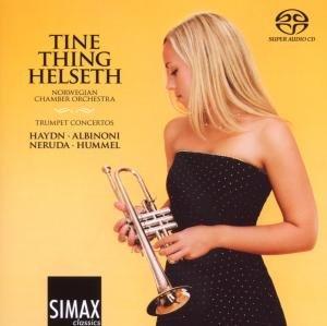 Helseth/Norwegian KO: Trompetenkonzerte