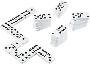 Philos 3622 - Domino, Doppel 6