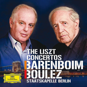 The Liszt Concertos, 1 Audio-CD