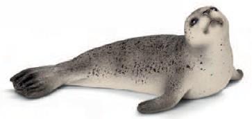 Schleich 14702 - Wild Life: Seehund