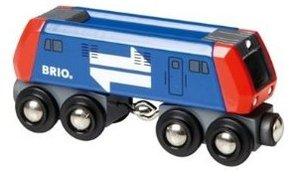 Brio 33256 - Frachtlok für Güterzug