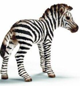 Schleich 14393 - Wild Life: Zebra Fohlen
