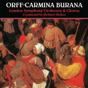 Hickox, R: Carmina Burana