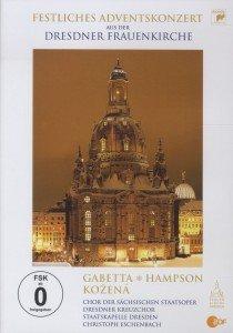 Festliches Adventskonzert aus der Dresdner Frauenkirche, 1 DVD