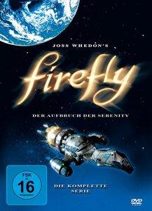 Firefly – Aufbruch der Serenity – Die komplette Serie