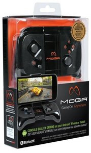 MOGA Mobile Android Gaming Controller, Joypad für Smartphone/Tab
