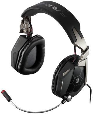 F.R.E.Q.5 Stereo Headset, Kopfhörer, schwarz