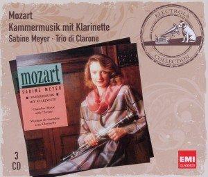 Meyer, S: Kammermusik Mit Klarinette