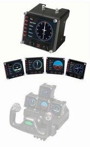 Saitek Pro Flight Control System - Instrument Panel