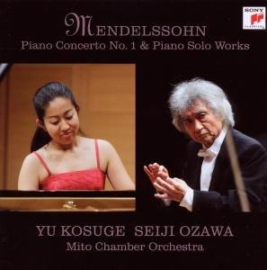 Mendelssohn - Piano Concerto No.1 & Piano Solo Works, 1 Audio-CD
