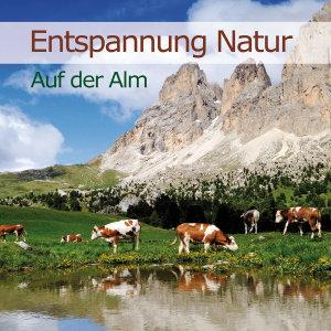 Entspannung Natur - Auf der Alm, Audio-CD