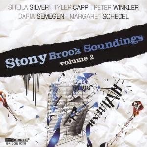 Stony Brook Soundings,Vol.2
