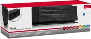 SOLITUNE Supreme Stereo Speaker, Bluetooth, Lautsprecher, schwarz