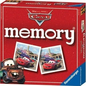 Ravensburger 21907 - Disney Cars Memory