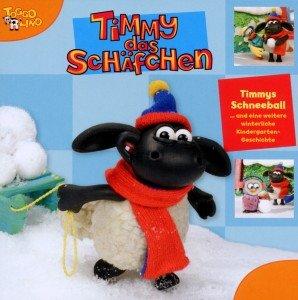 Timmy, das Schäfchen - Timmys Schneeball, 1 Audio-CD