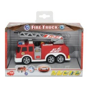 Dickie 203443574 - Fire Truck, 15 cm