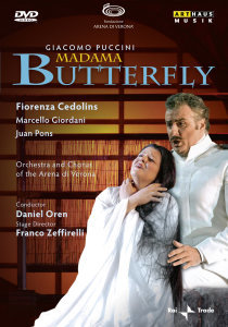 Oren/Cedolins/Giordani: Madame Butterfly