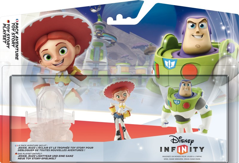 Disney INFINITY - Toy Story Playset