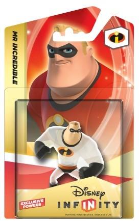 Disney INFINITY - Figur Single Pack - Mr. Incredible