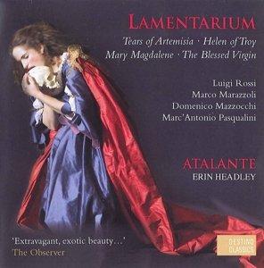 Lamentarium, 1 Audio-CD