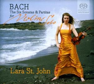 The Six Sonatas & Partitas for Violin Solo