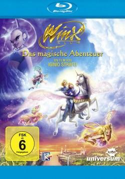 Winx Club BD-Das magische Abenteuer