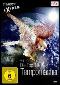 Die Top 10 Tempomacher, 1 DVD