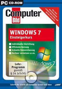 COMPUTER BILD: Windows 7 Einsteigerkurs