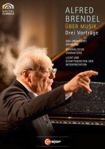 Alfred Brendel über Musik, 2 DVDs