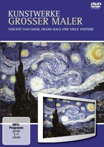 Kunstwerke großer Maler, 1 DVD